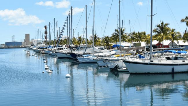 Favorite Key West Marinas: Stock Island Marina Village