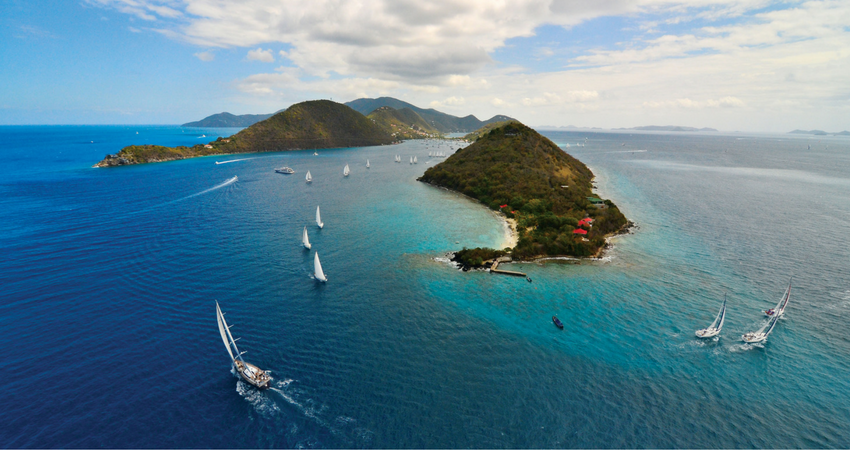 christmas gift ideas for boaters and sailors - charter a boat
