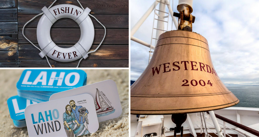 personalized christmas gifts for boaters