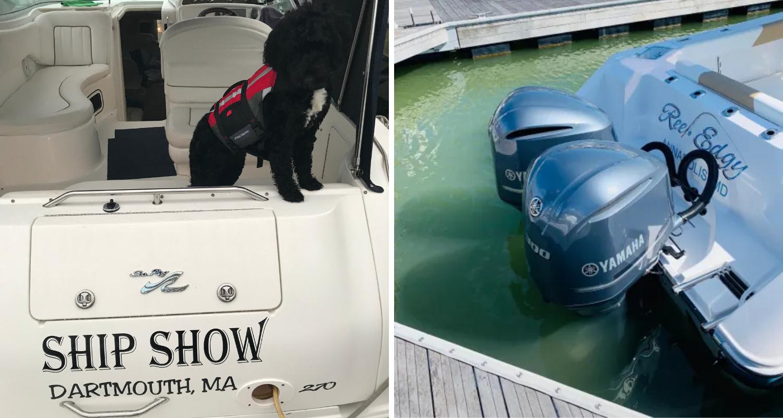 Boat Names - Blog Images