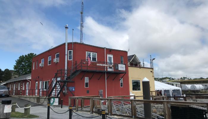 harbormaster office