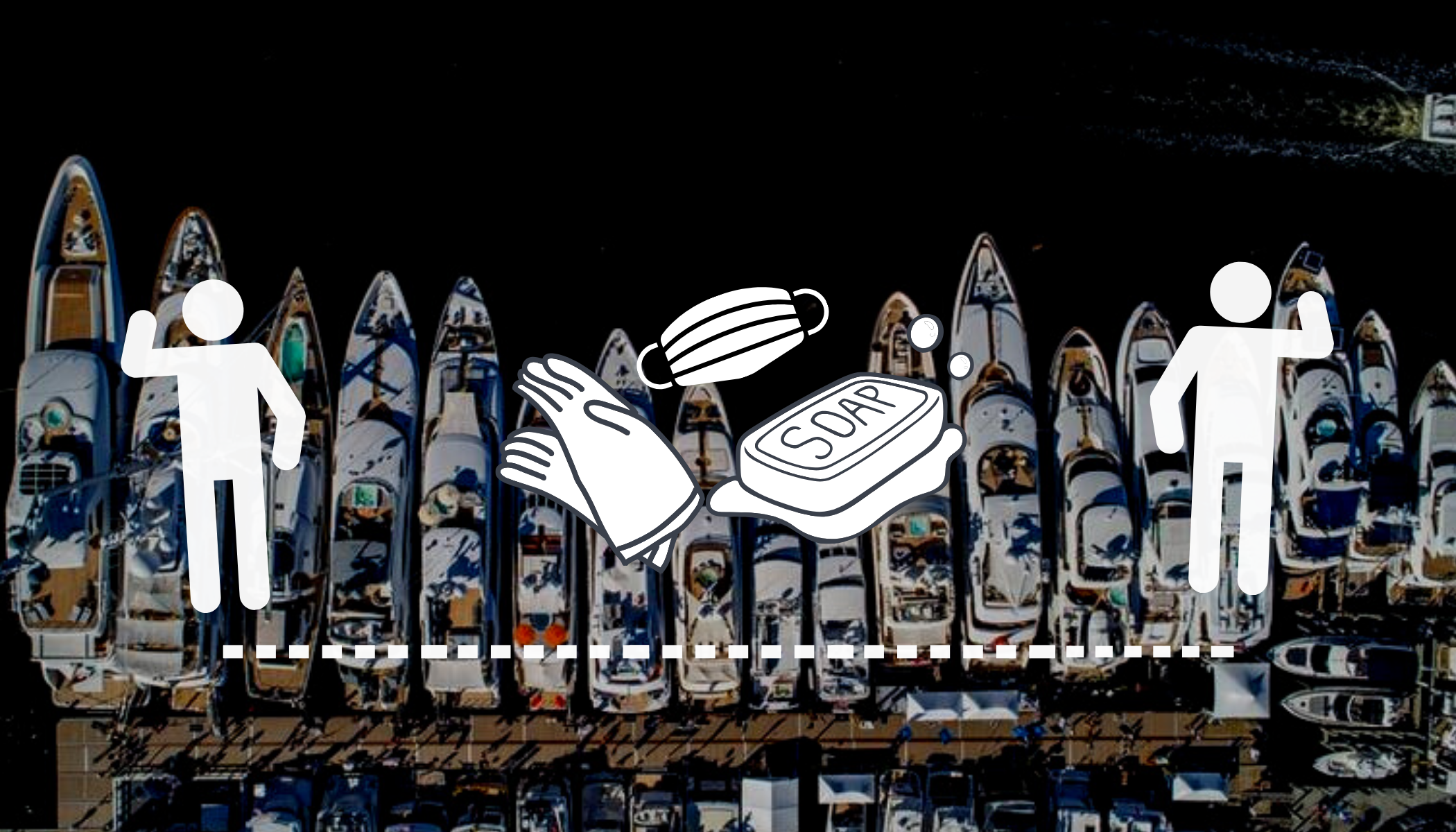 Dockwa _ Boater_ Blog Header _ How to Support Marinas