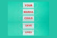marina help save lives