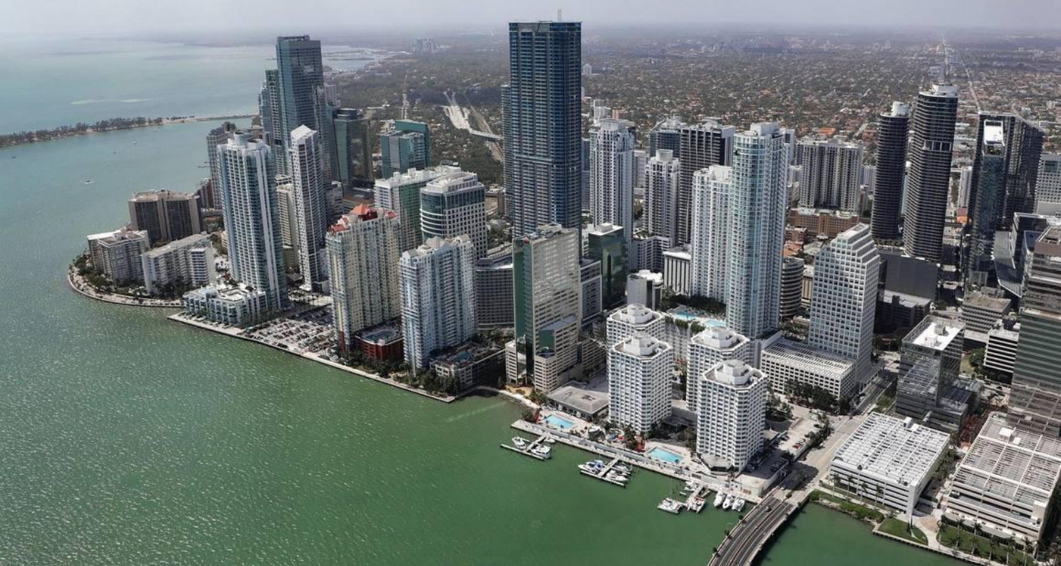Vice City Marina in Miami Florida