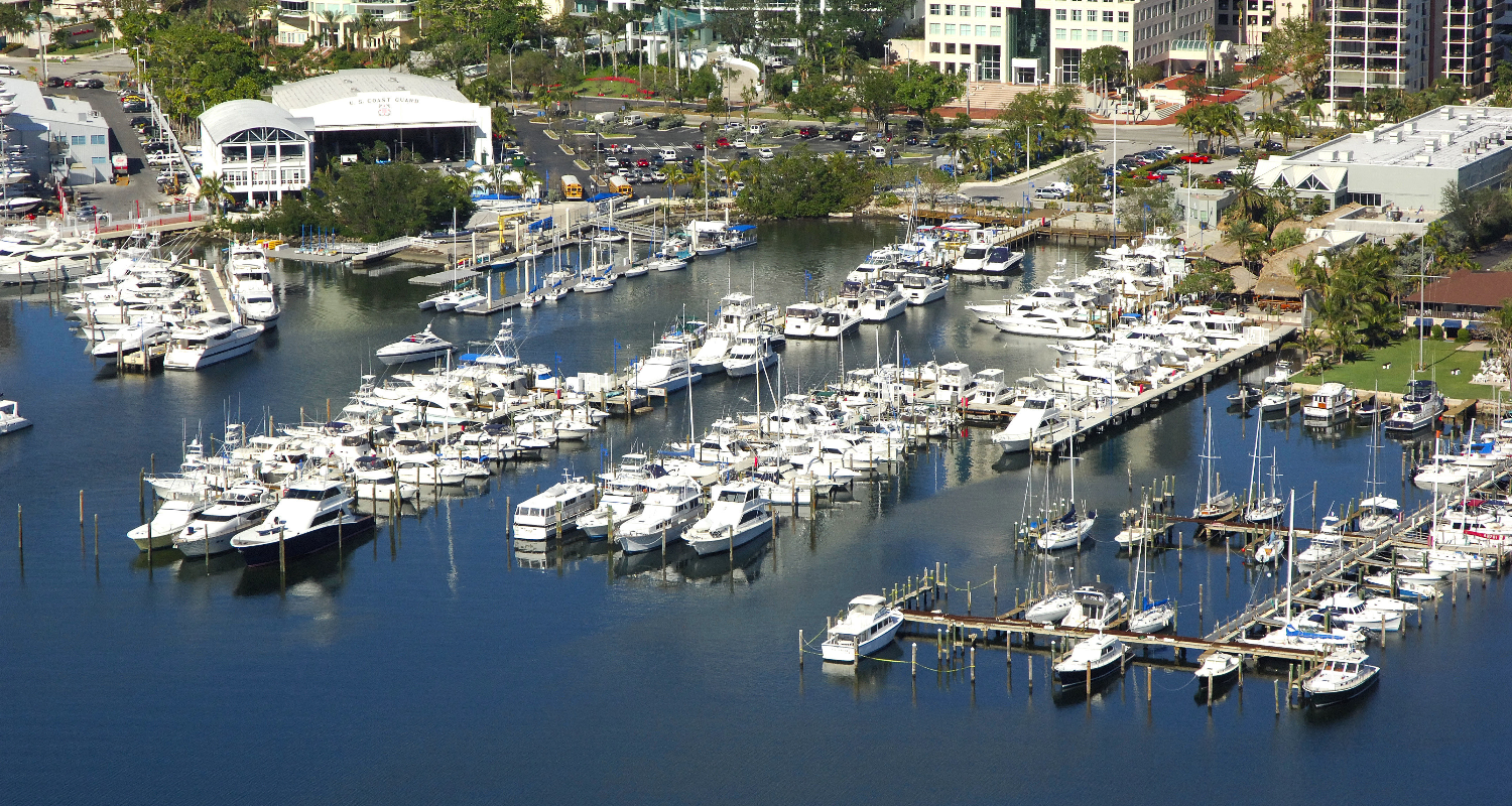 Prime Marina in Miami, Florida
