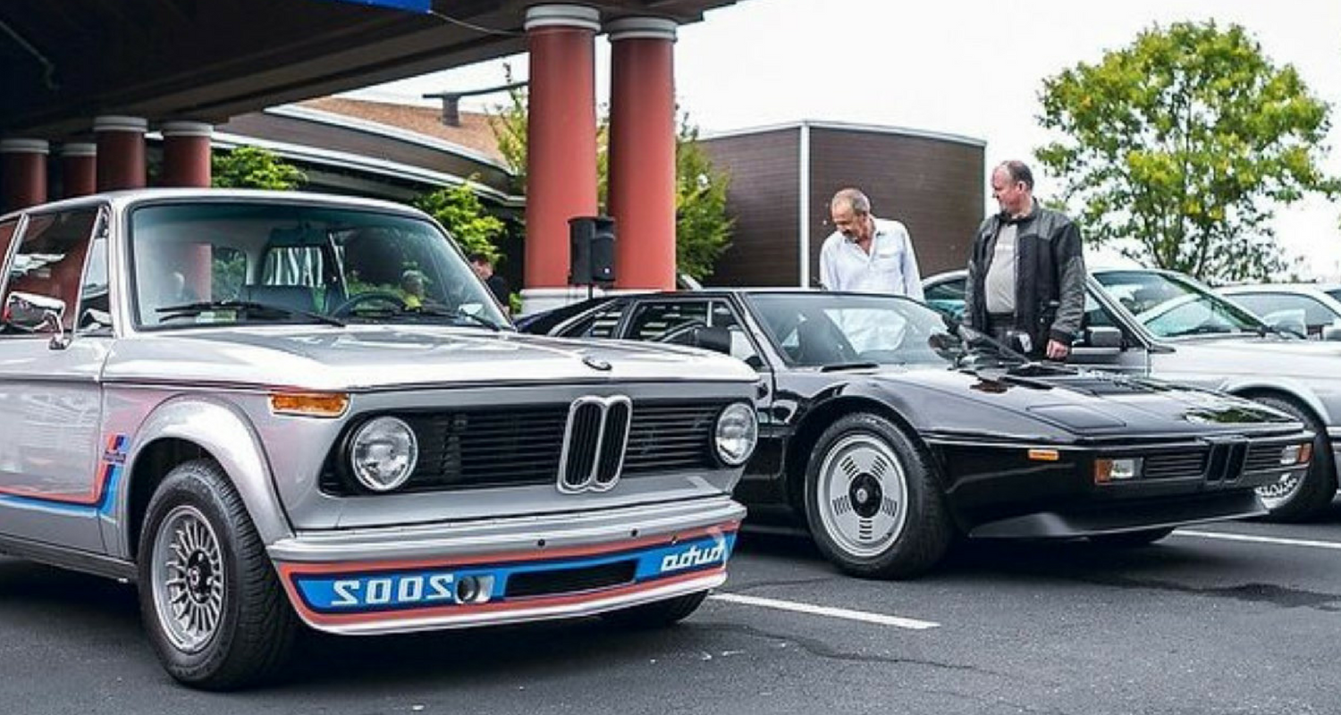 Elliott Bay Marina events - BMW Car Show