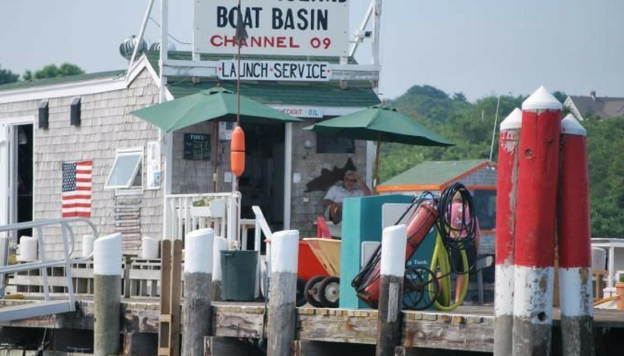 Boat Basin docks