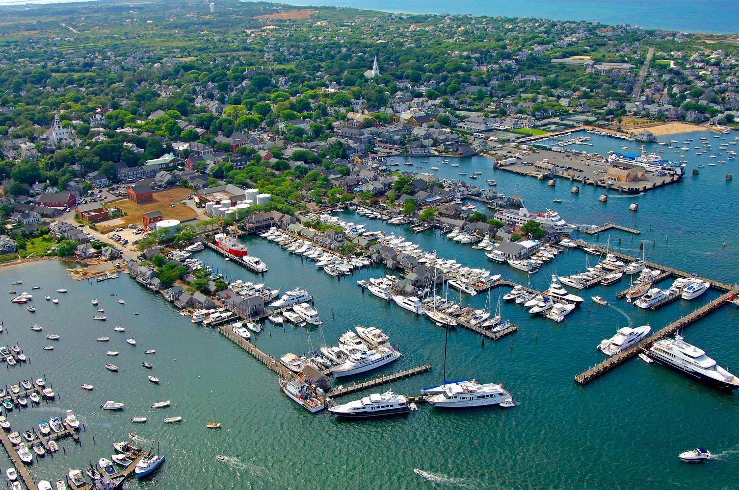 Nantucket Boat Basin - present day