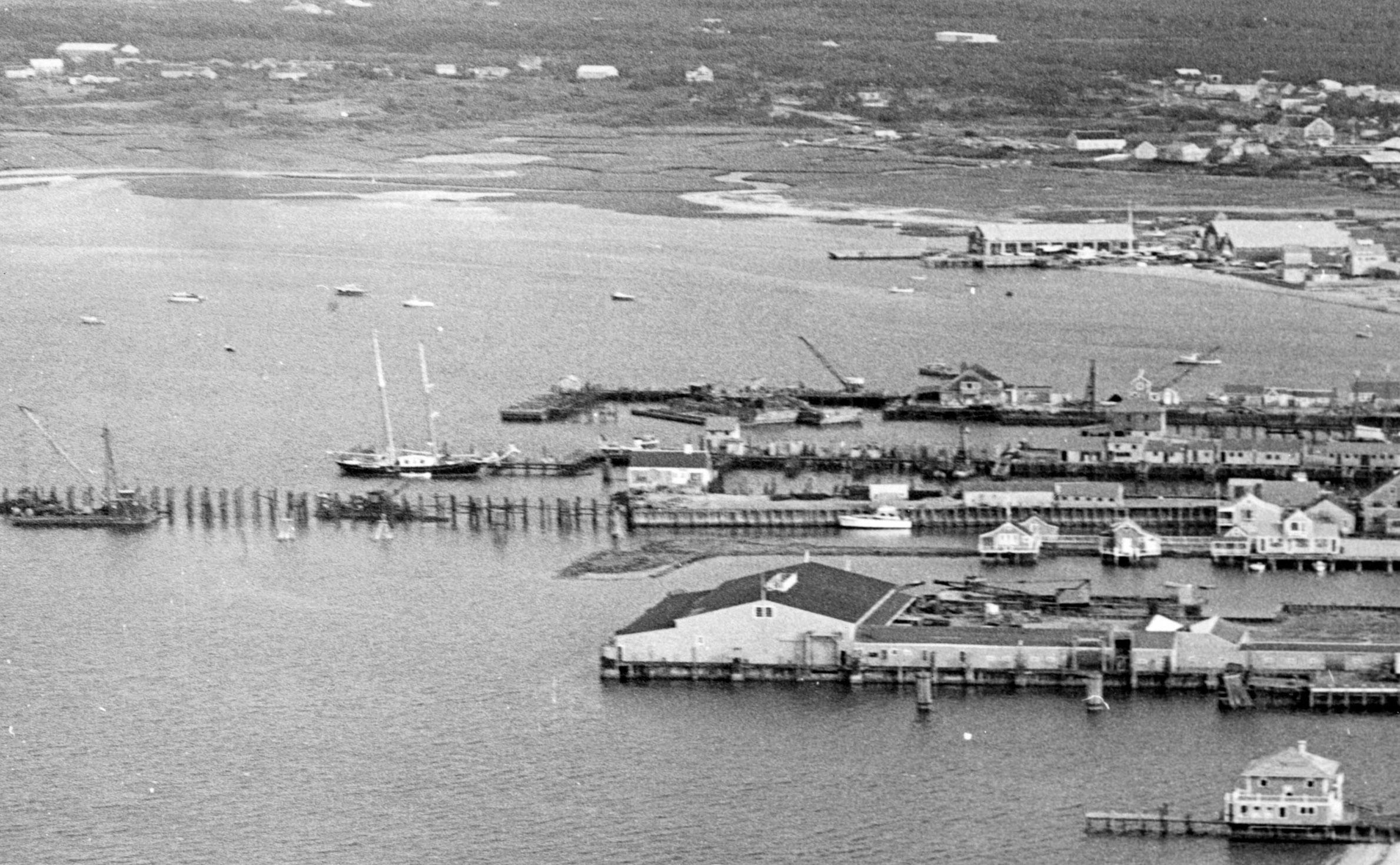 Nantucket Boat Basin 50