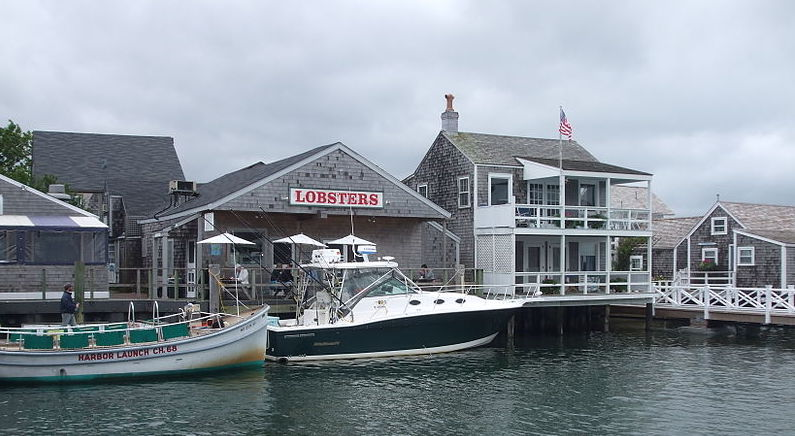 Nantucket docks