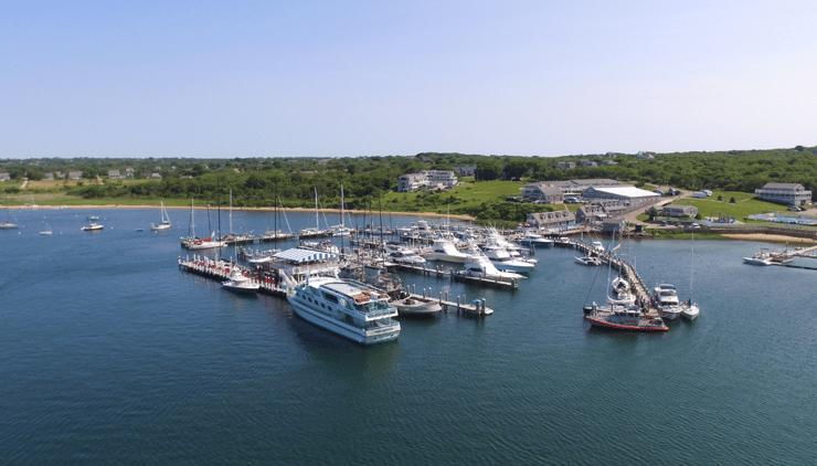 Champlin's Marina on Block Island