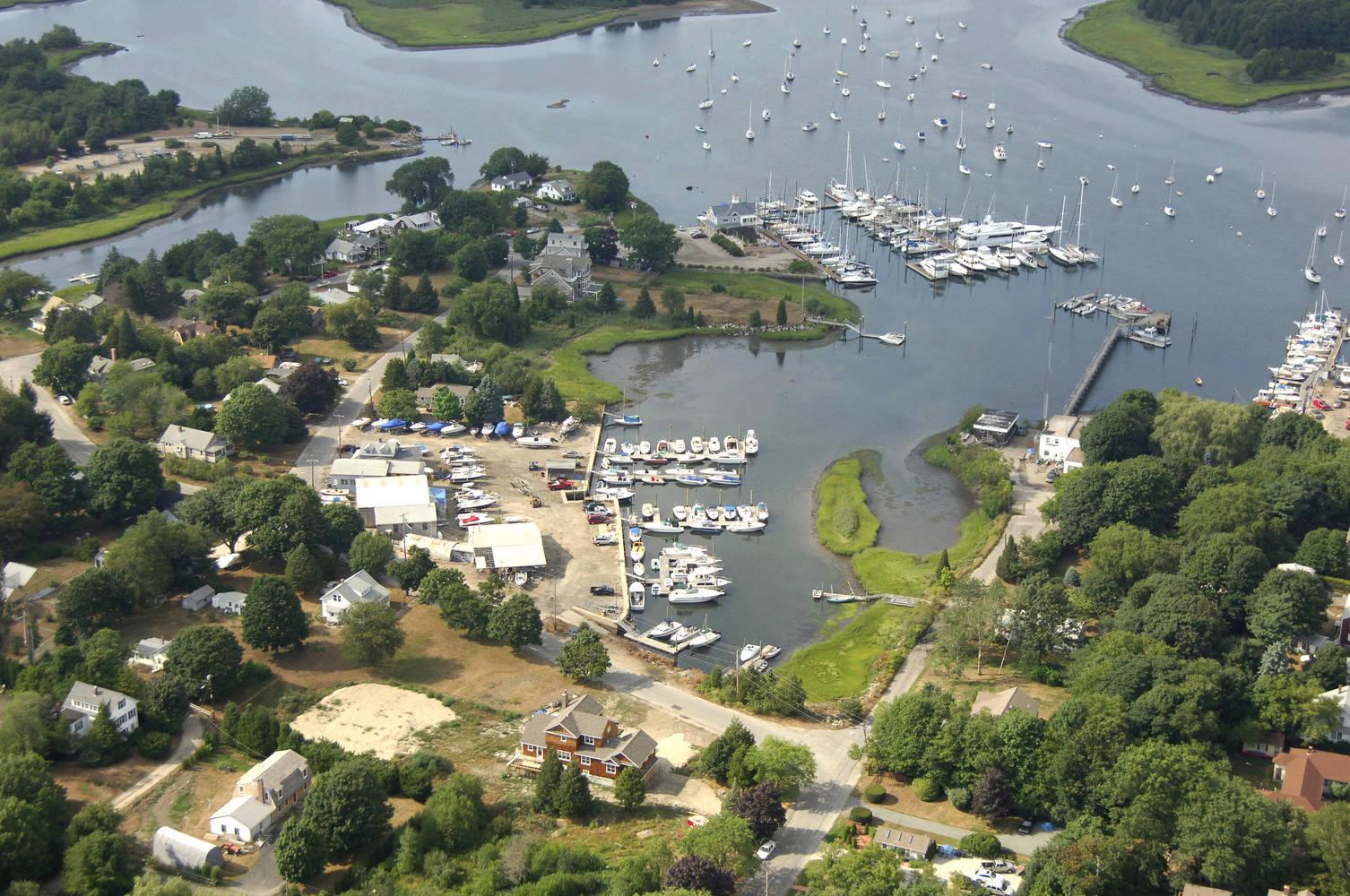 Northwick Boatyard