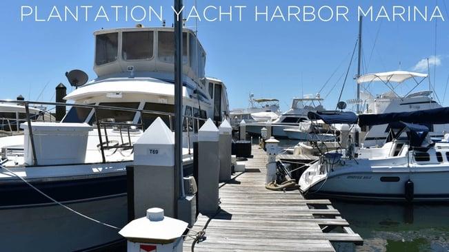 Plantation Yacht Harbor Marina 3