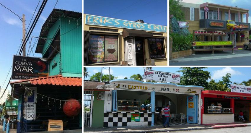 Puerto del Rey - restaurants