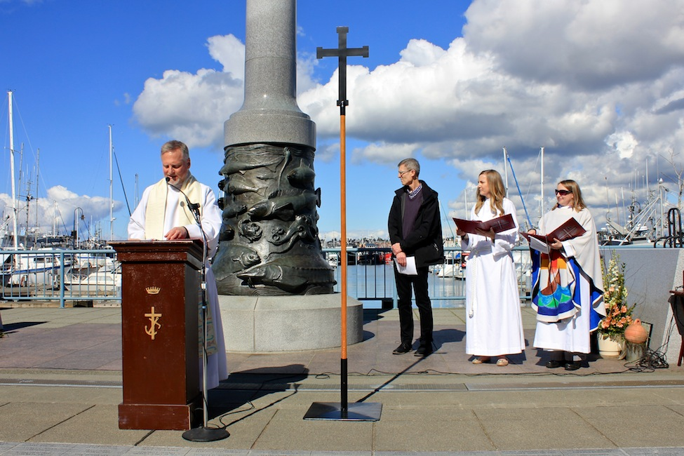 Seattle Blessing of the Fleet