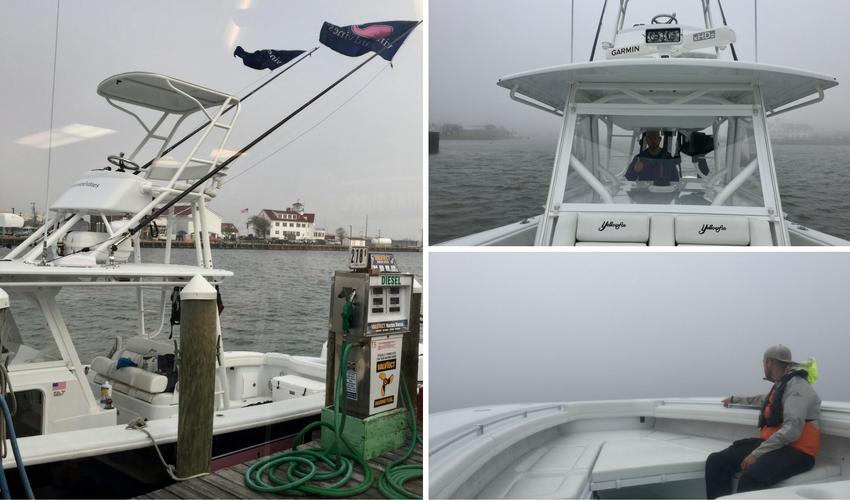 Atlantic City fog