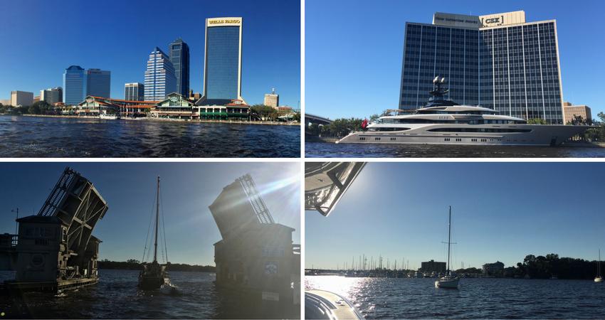 Jacksonville Florida Marina