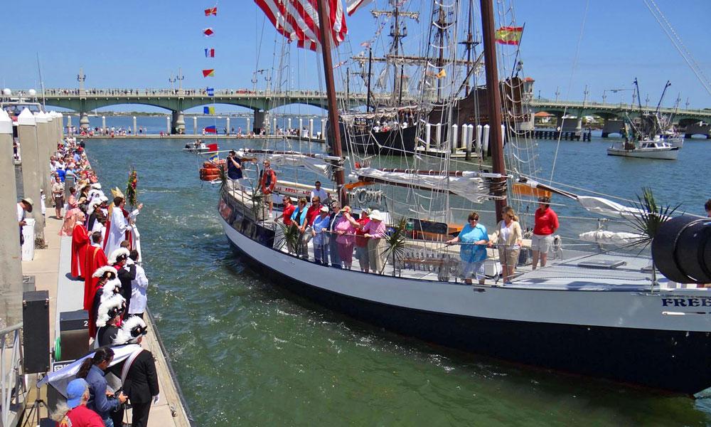 Florida Blessing of the Fleet