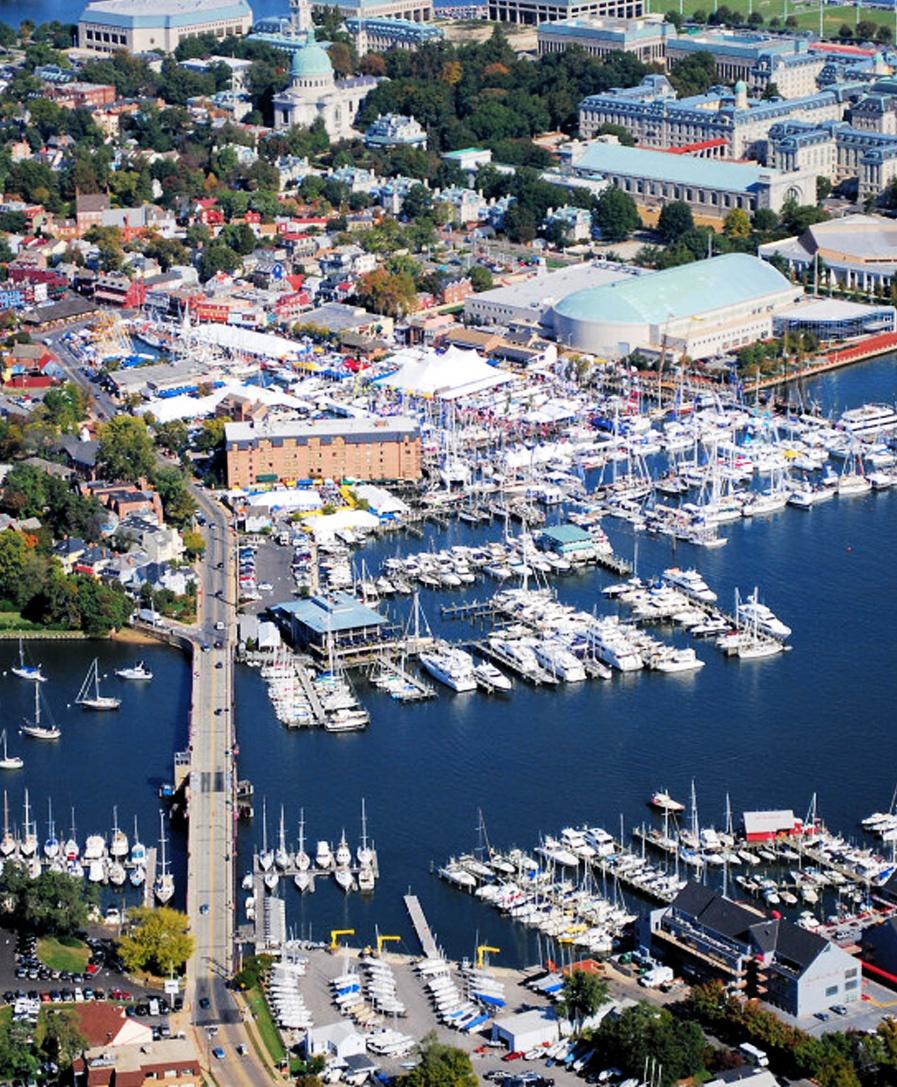 Chesapeake Bay Boating: 4 Favorite Destinations to Visit