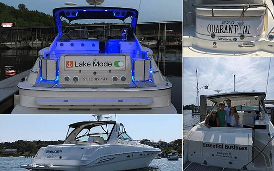 Boats named after technology