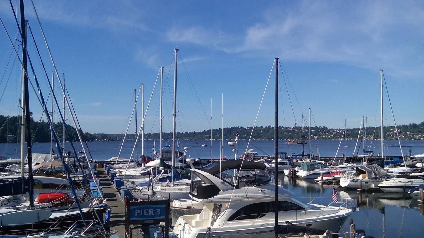 harbour village marina - washington marinas