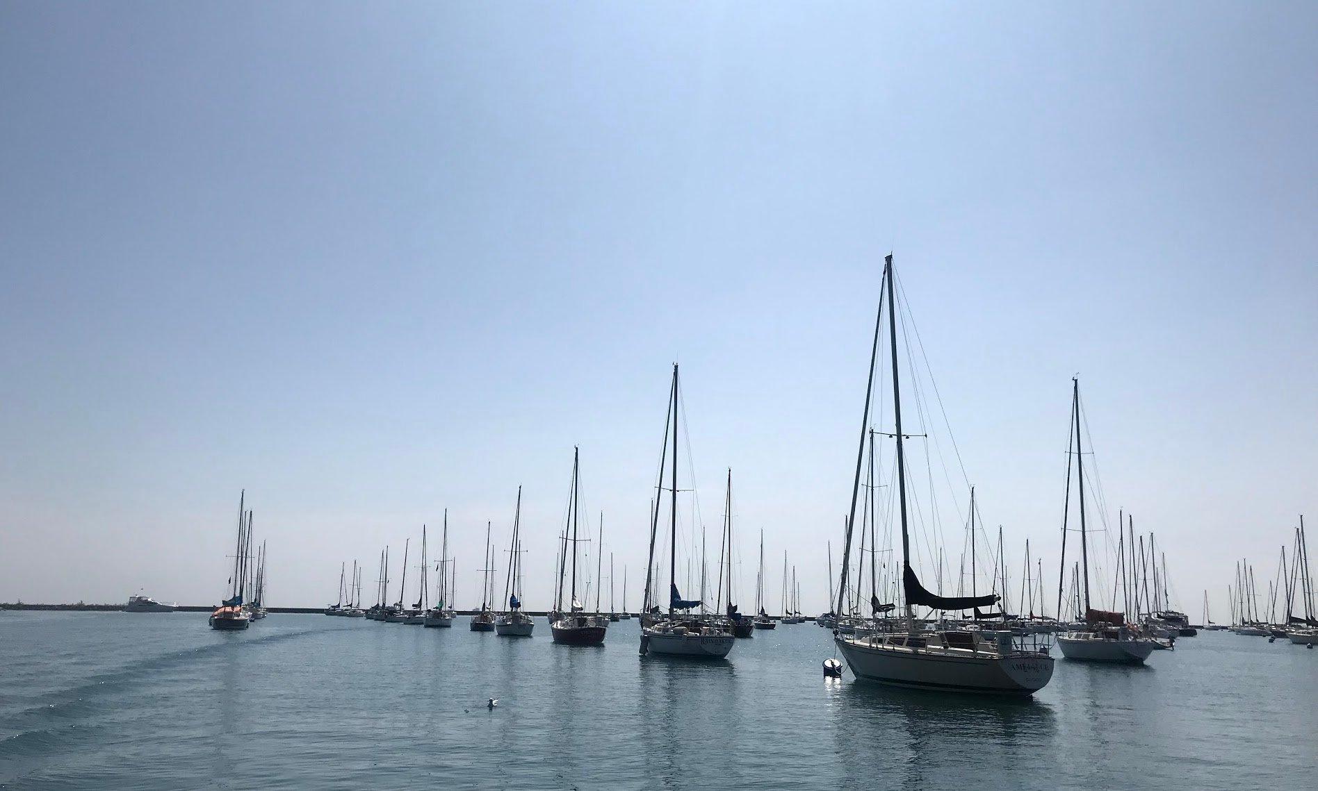 monroe harbor chicago