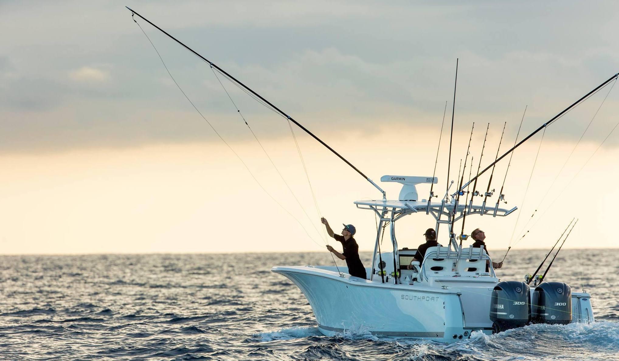 nantucket fishing