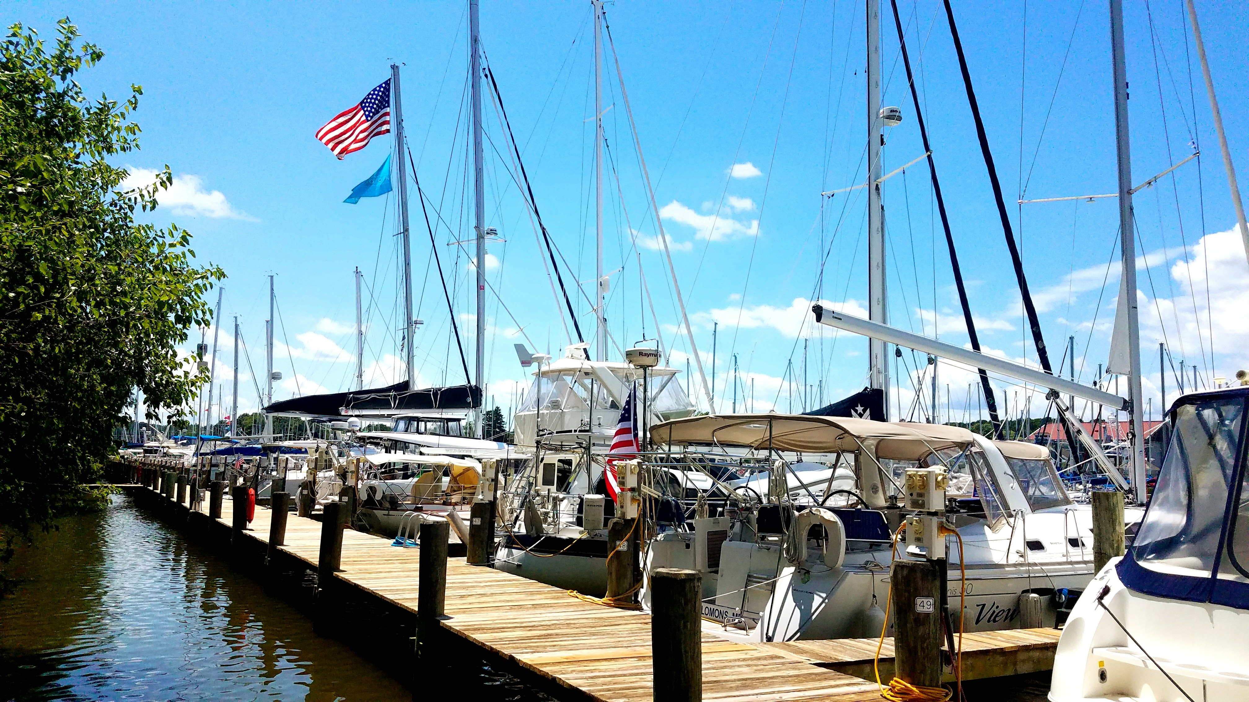 Shipwright Harbor Marina: A Boater's Guide to the Revamped Docks at