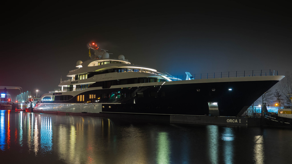 The World's 4 Most Luxurious Yachts