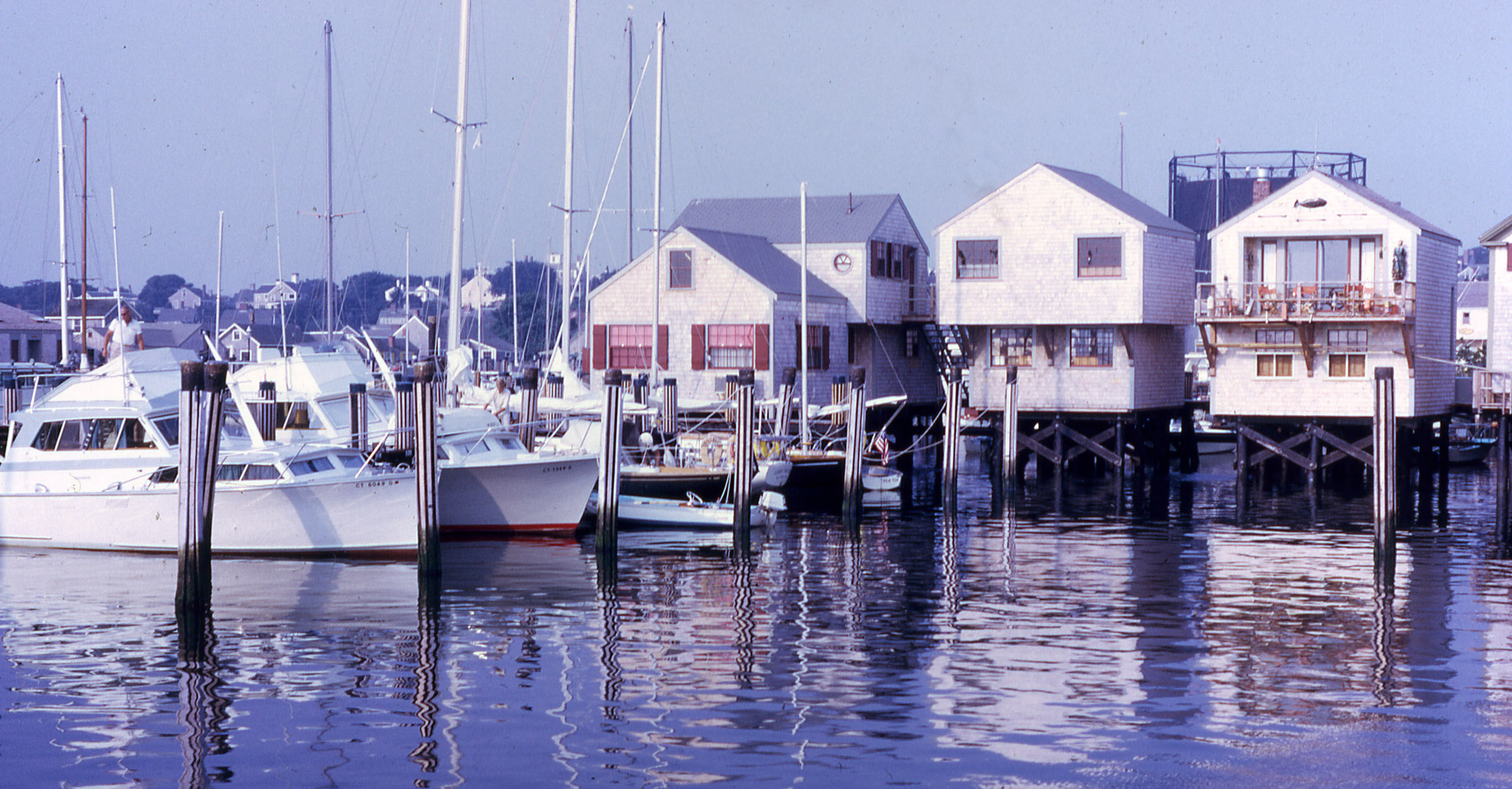 1969 August OSW Cottages .jpg