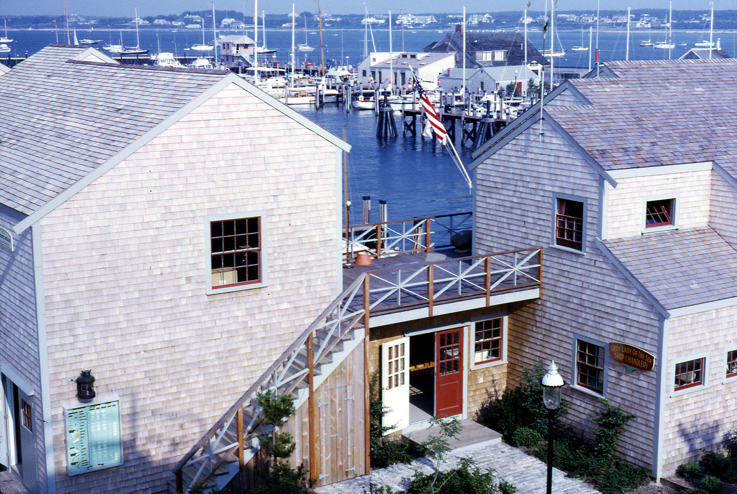 1969 August - New Anglers Club at Nantucket Boat Basin.jpg