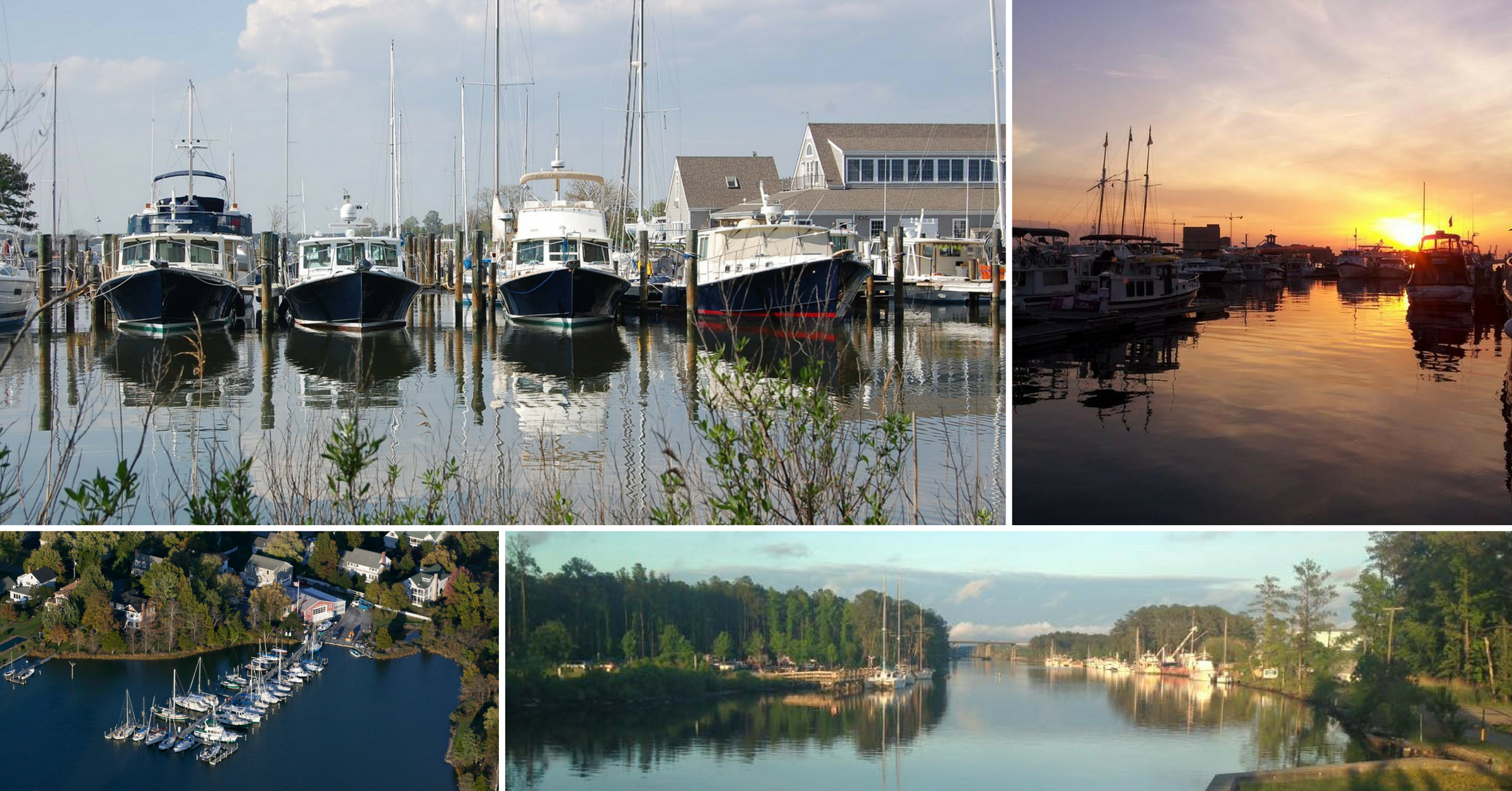 Chesapeake Bay Boaters: Reserve Slips and Moorings at 8 New Dockwa Marinas