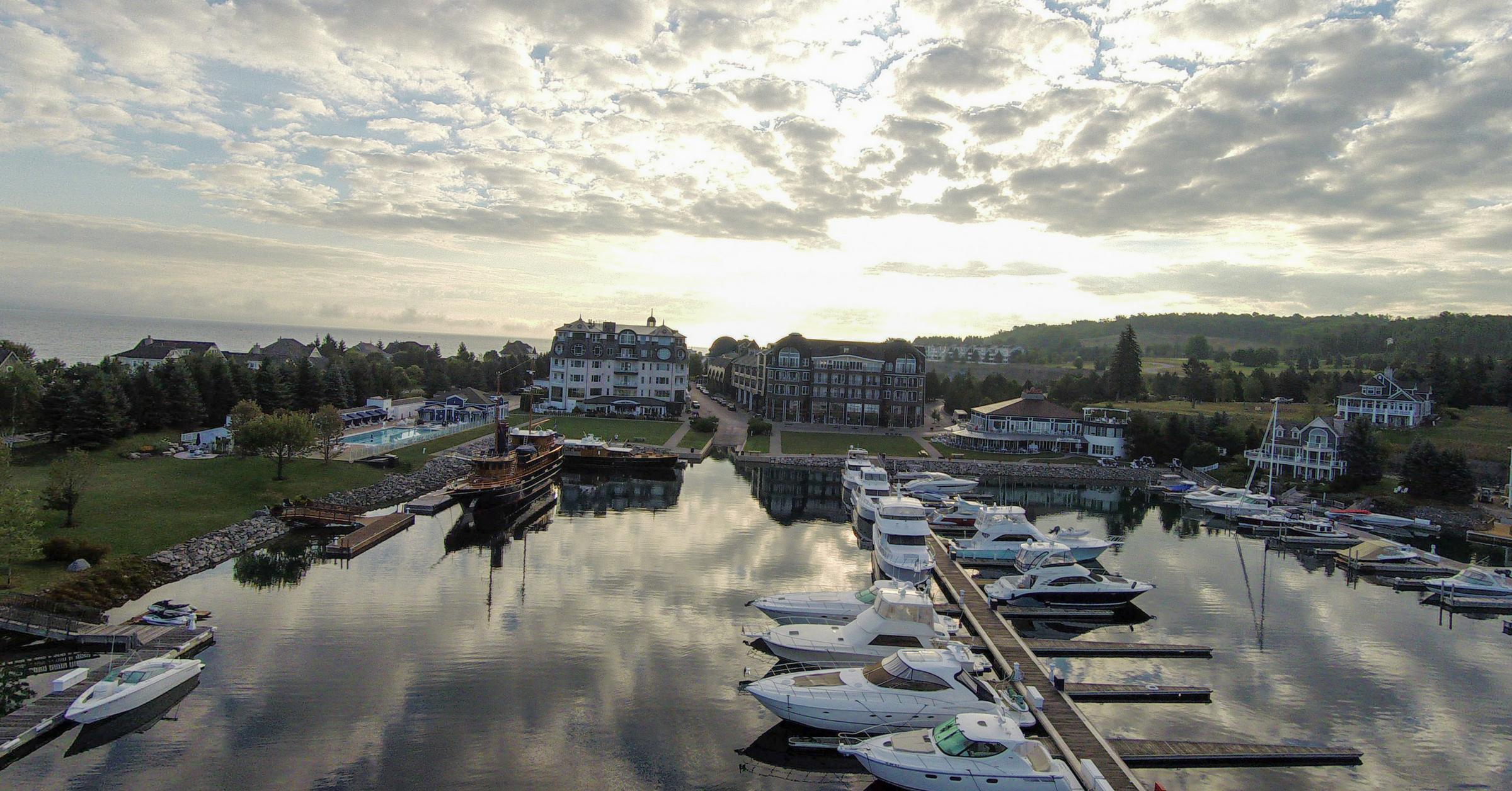 Bay Harbor Lake Marina: the Nautical Center of the Great Lakes