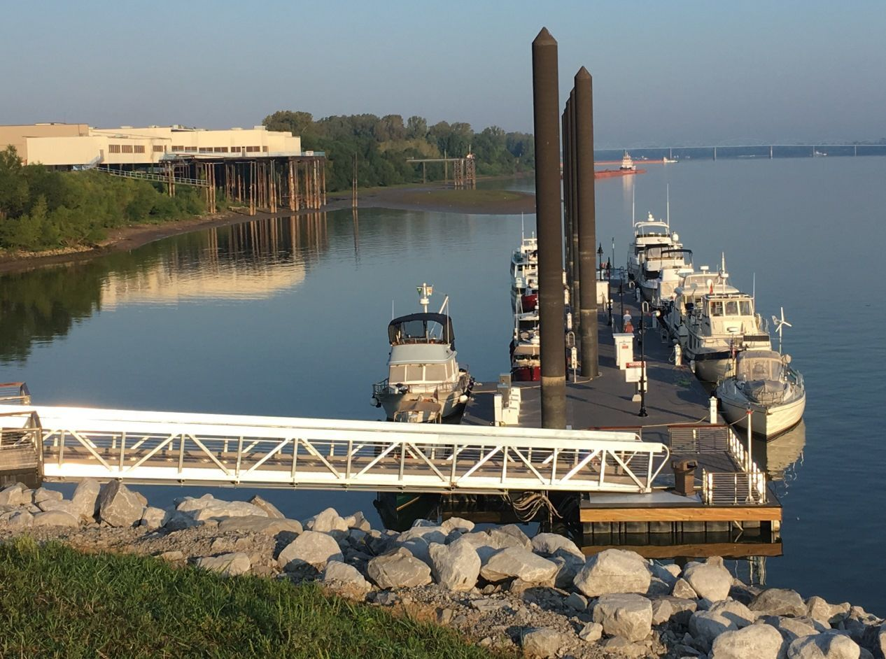 City of Paducah Transient Docks