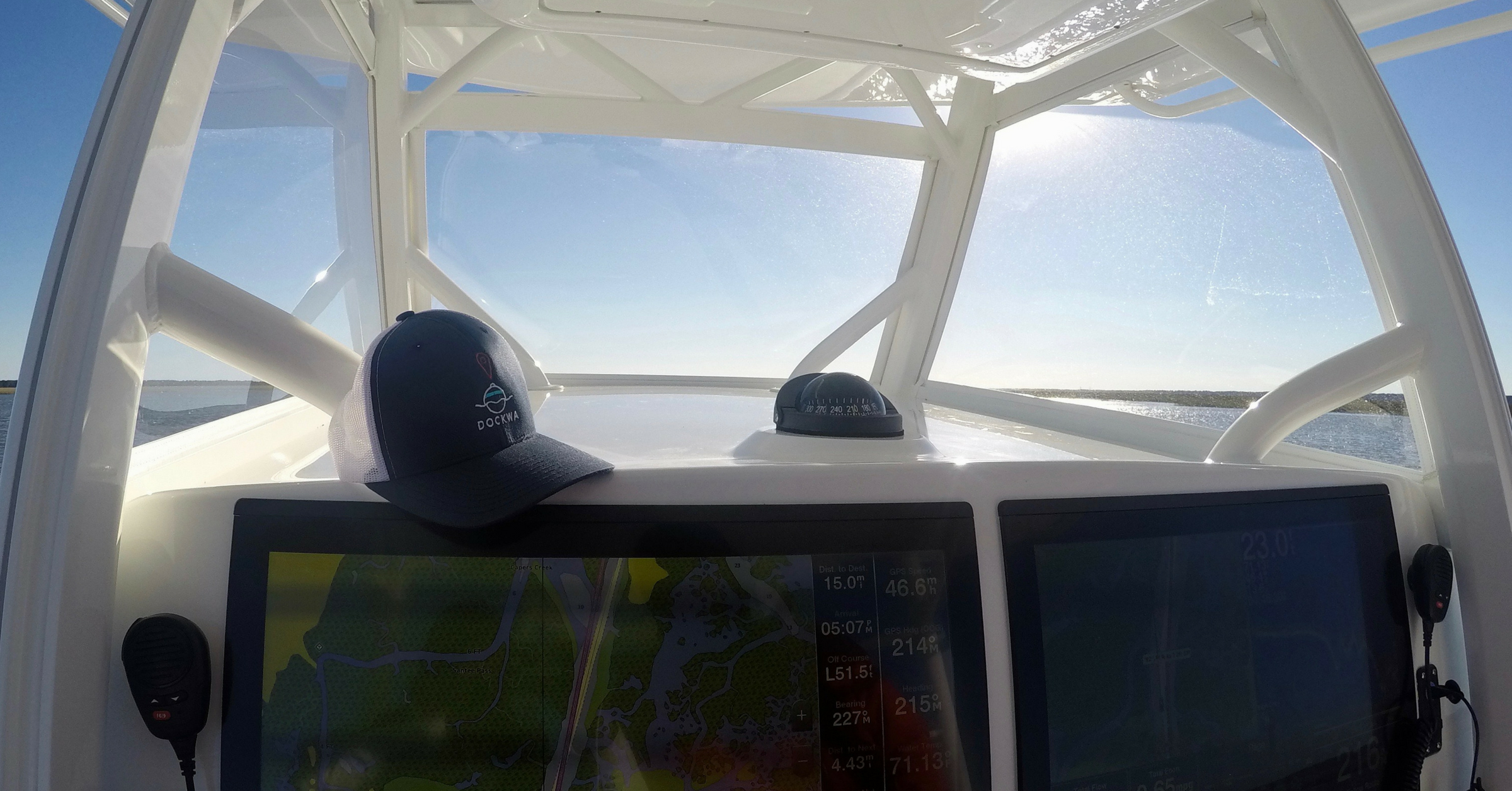 Dockwa Makes Wake: Cruising South to Charleston along the ICW