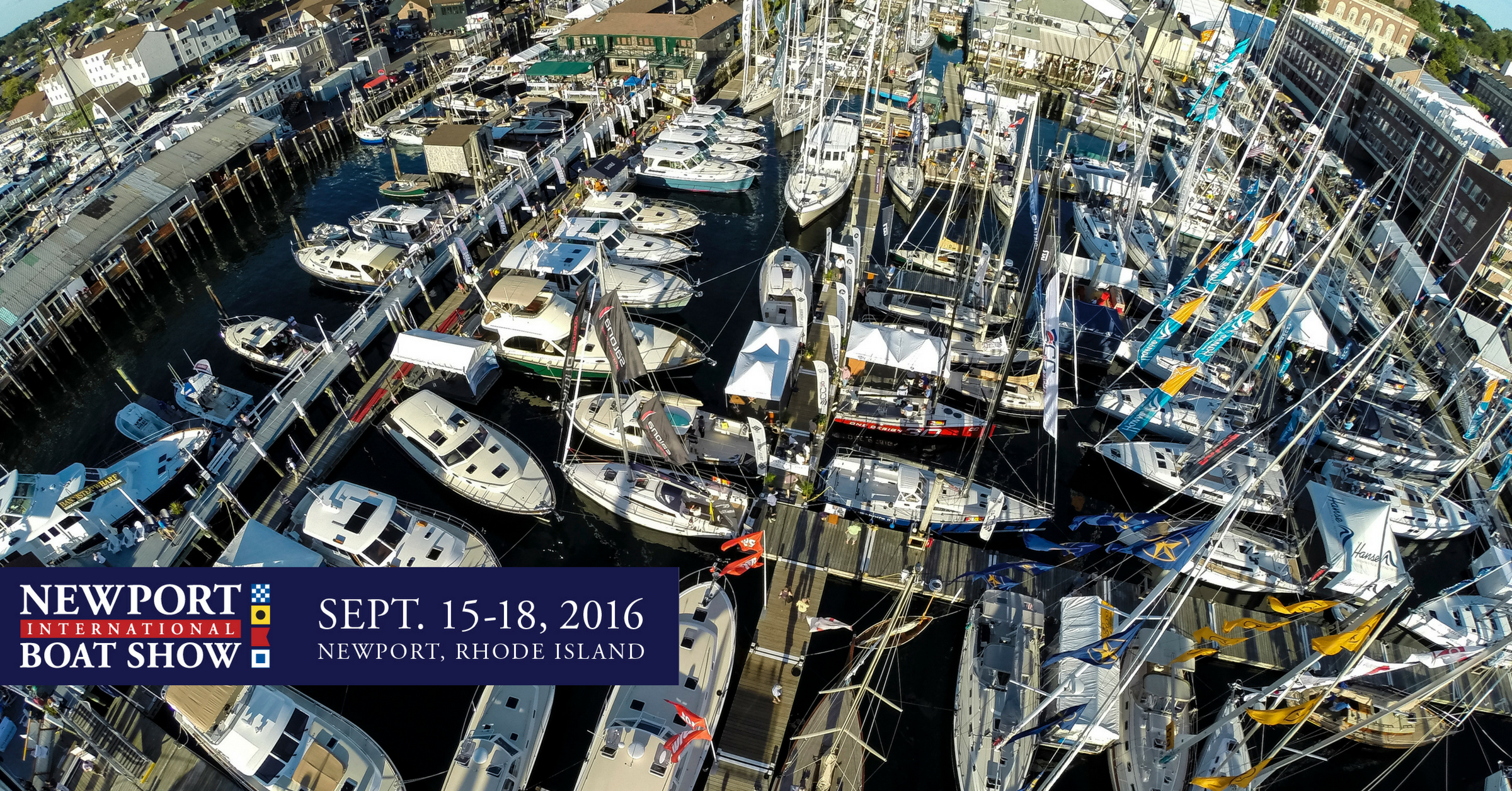 The Newport Boat Show Behind the Scenes with Show Director