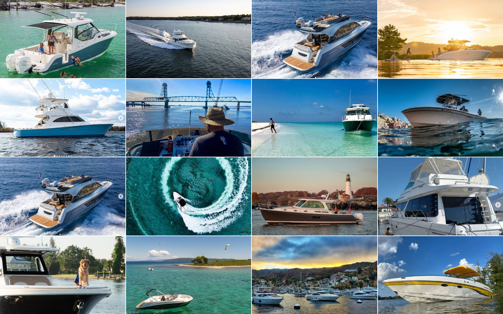 The Cruisingest Powerboats of 2020