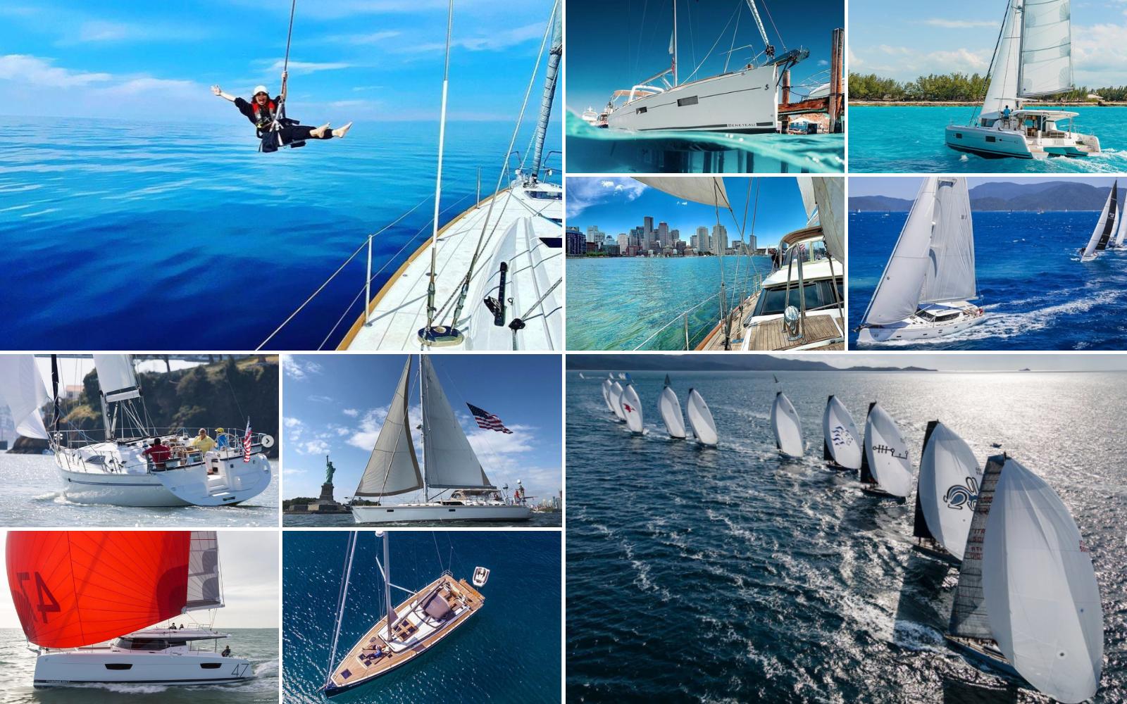 The 20 Cruisingest Sailboats of 2020
