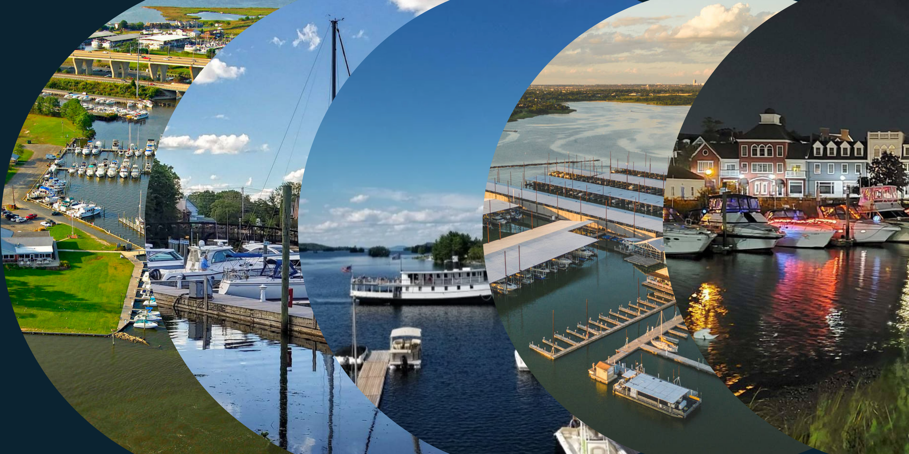 In Like a Lion: March's New Dockwa Partner Marinas