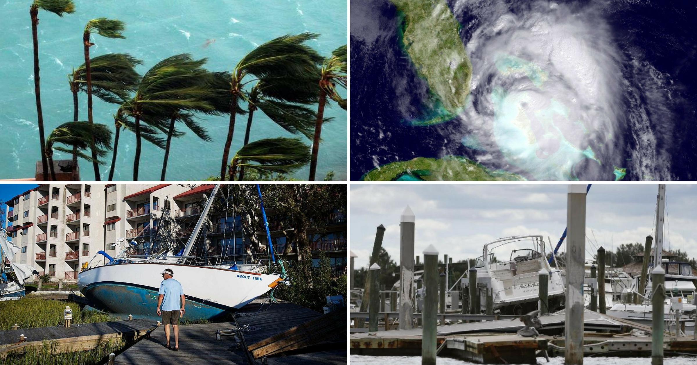 Hurricane Matthew Marina & Waterway Damage Report:
