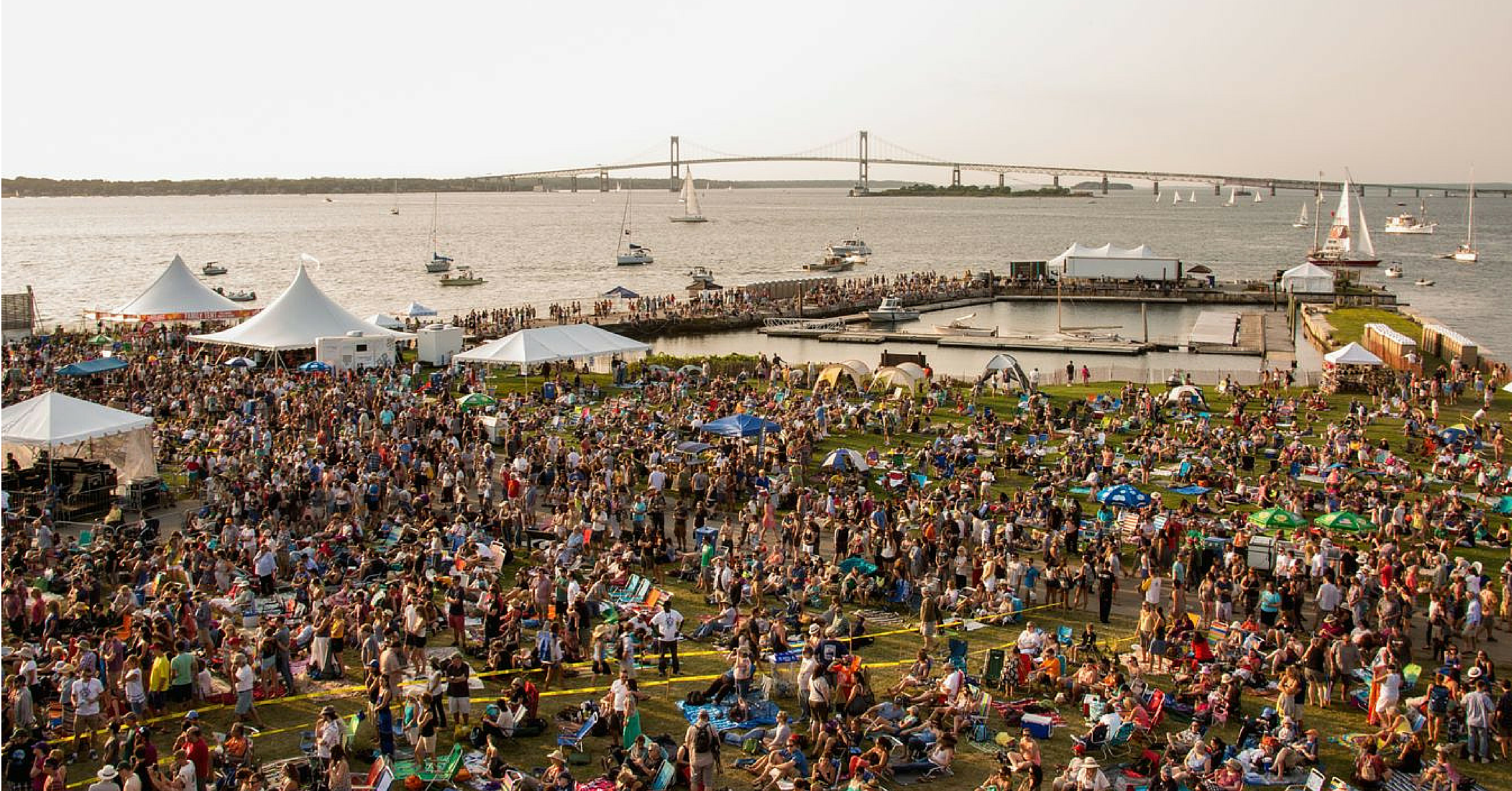 Newport Folk Festival 2016 Preview: How to do Newport Folk Fest by Boat