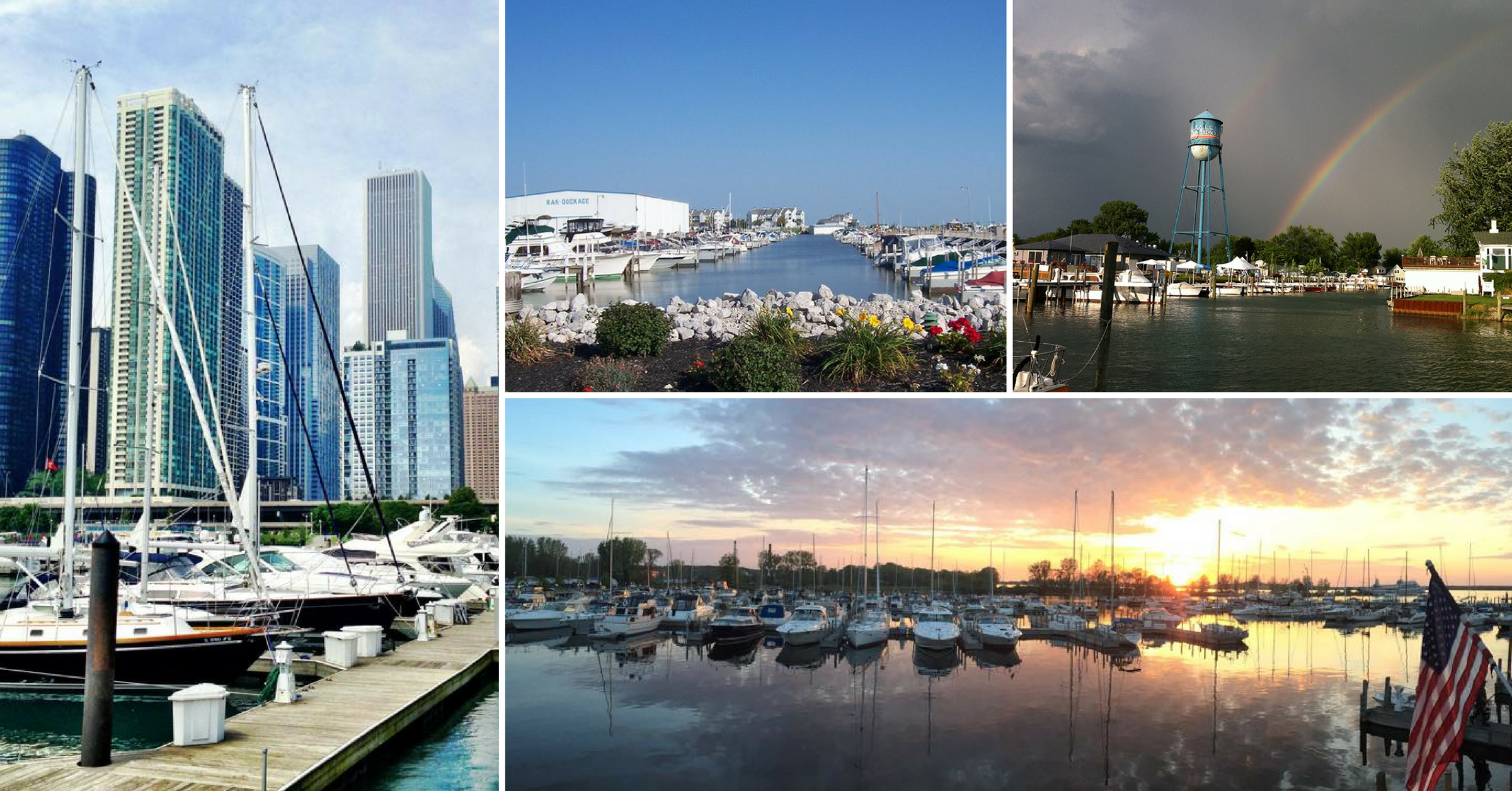 Reserve Slips at 18 New Dockwa Marinas in the Midwest
