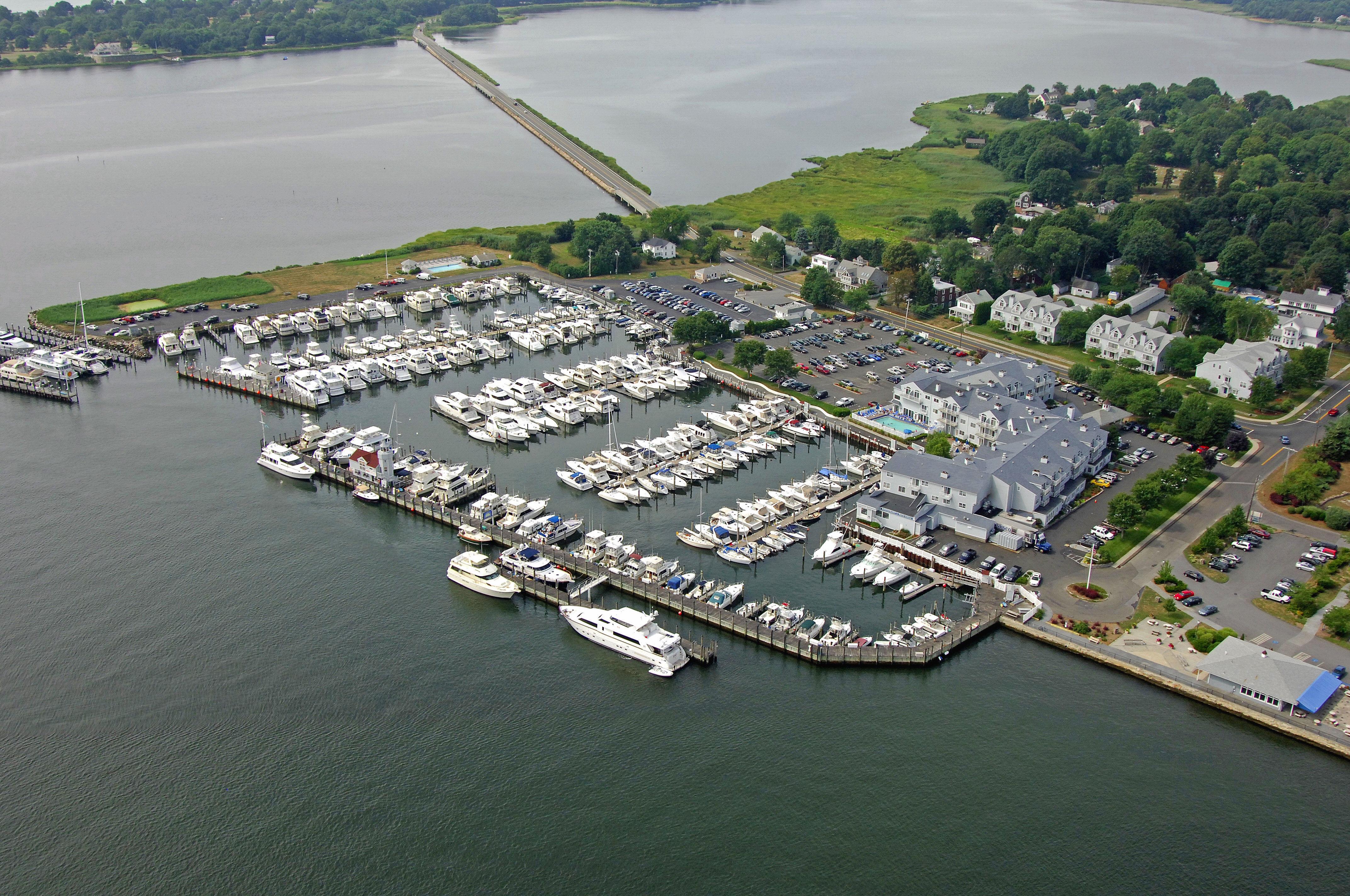 Saybrook Point Marina