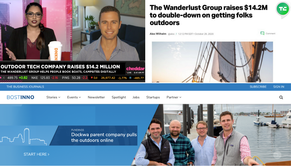 Dockwa parent company The Wanderlust Group makes waves with new funding