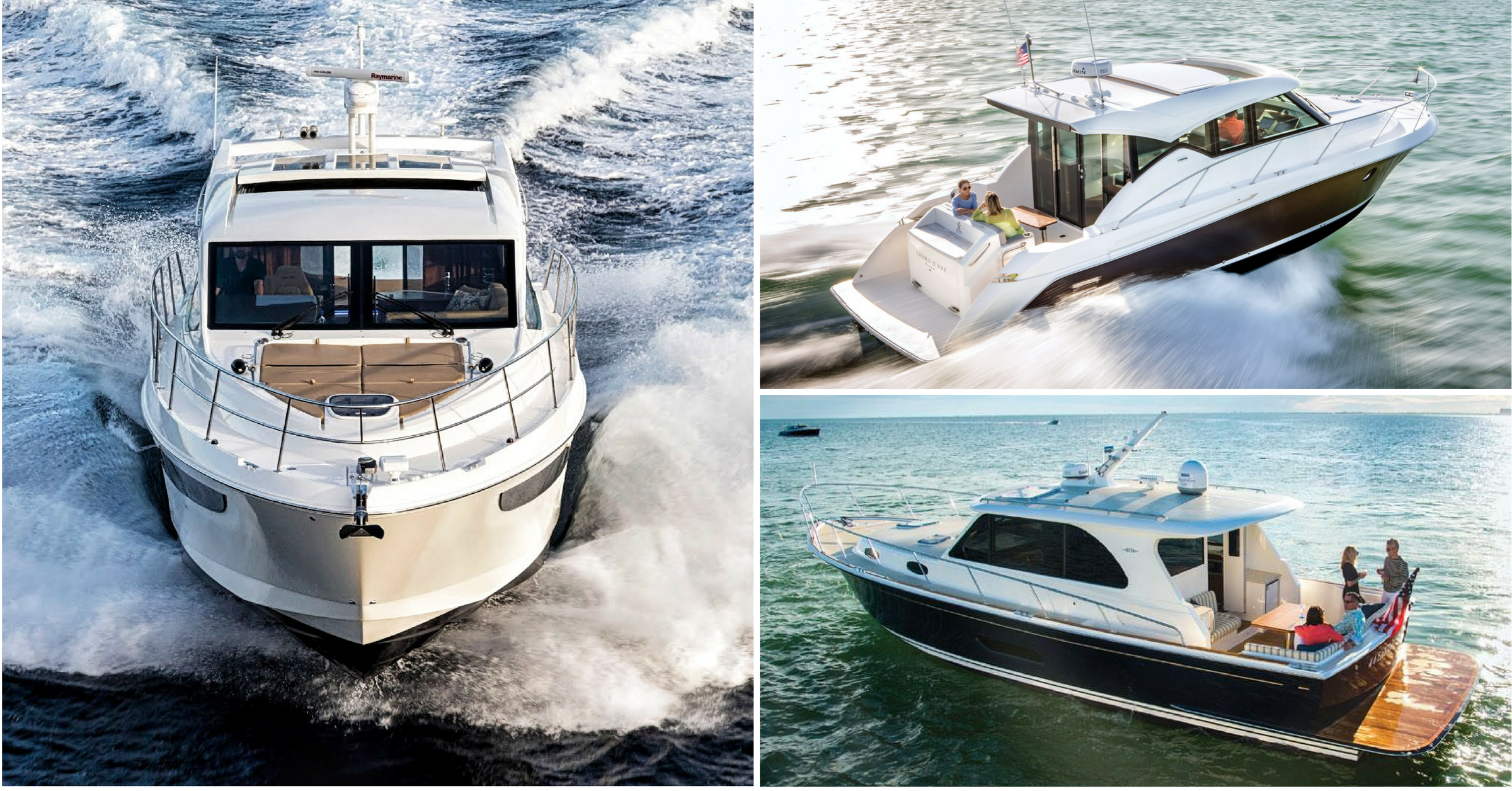 Top 5 Most Popular Powerboat Makes from Dockwa's Boaters [Infographic]