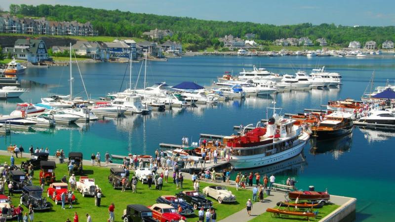 bay_jarbor_lake_marina_lake_michigan_car_show_aerial.png