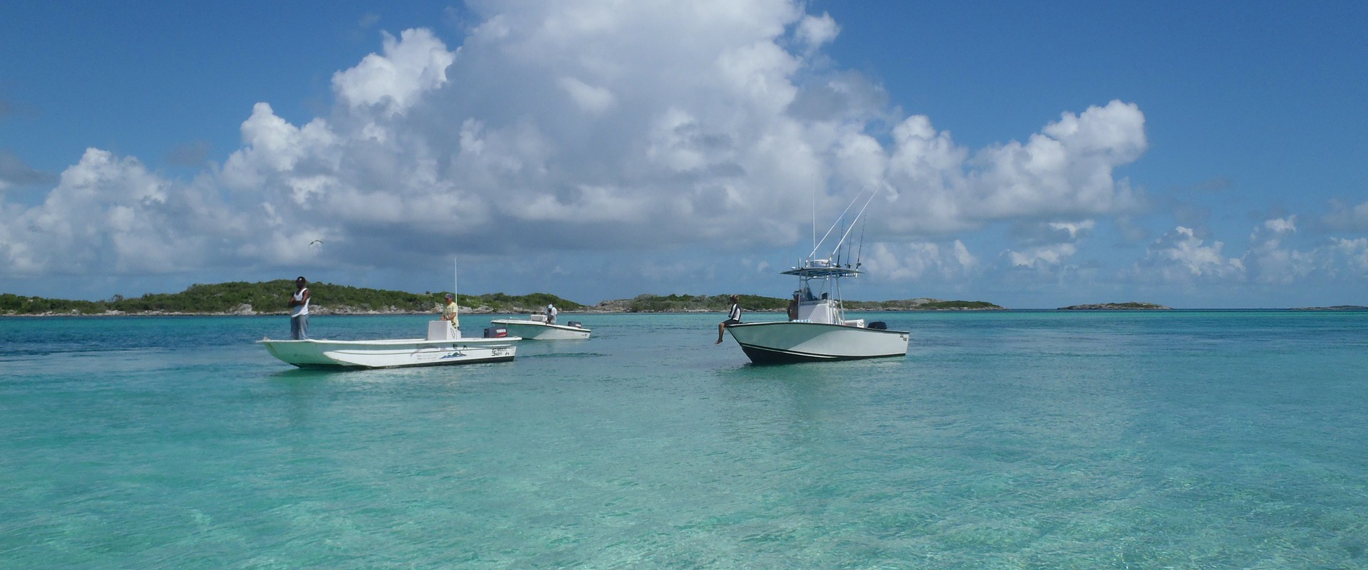 7 of Our Favorite Bahamas Marinas