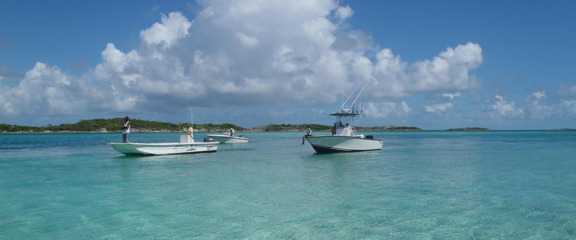 7 of Our Favorite Bahamas Marinas