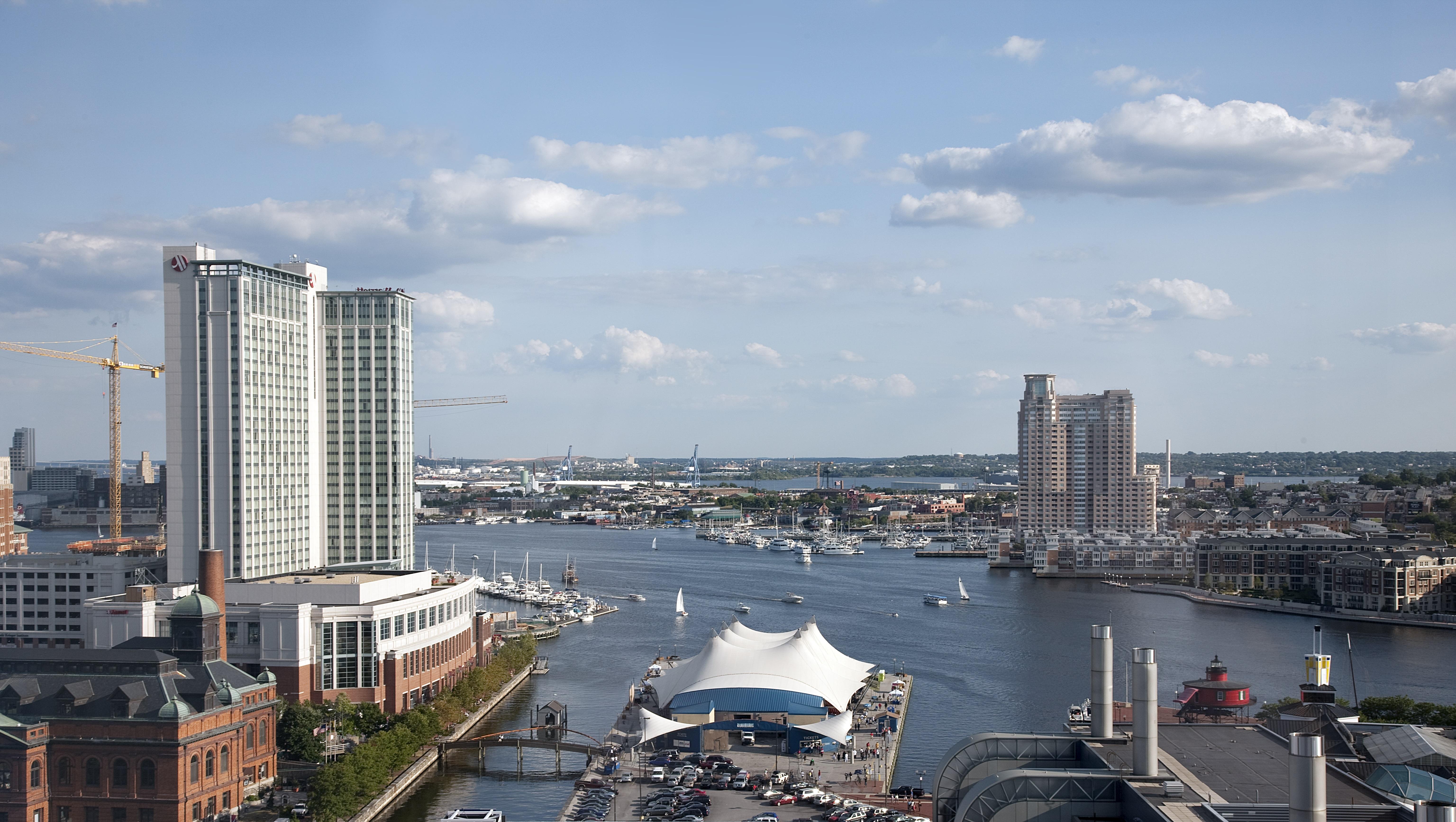 top harbors in america