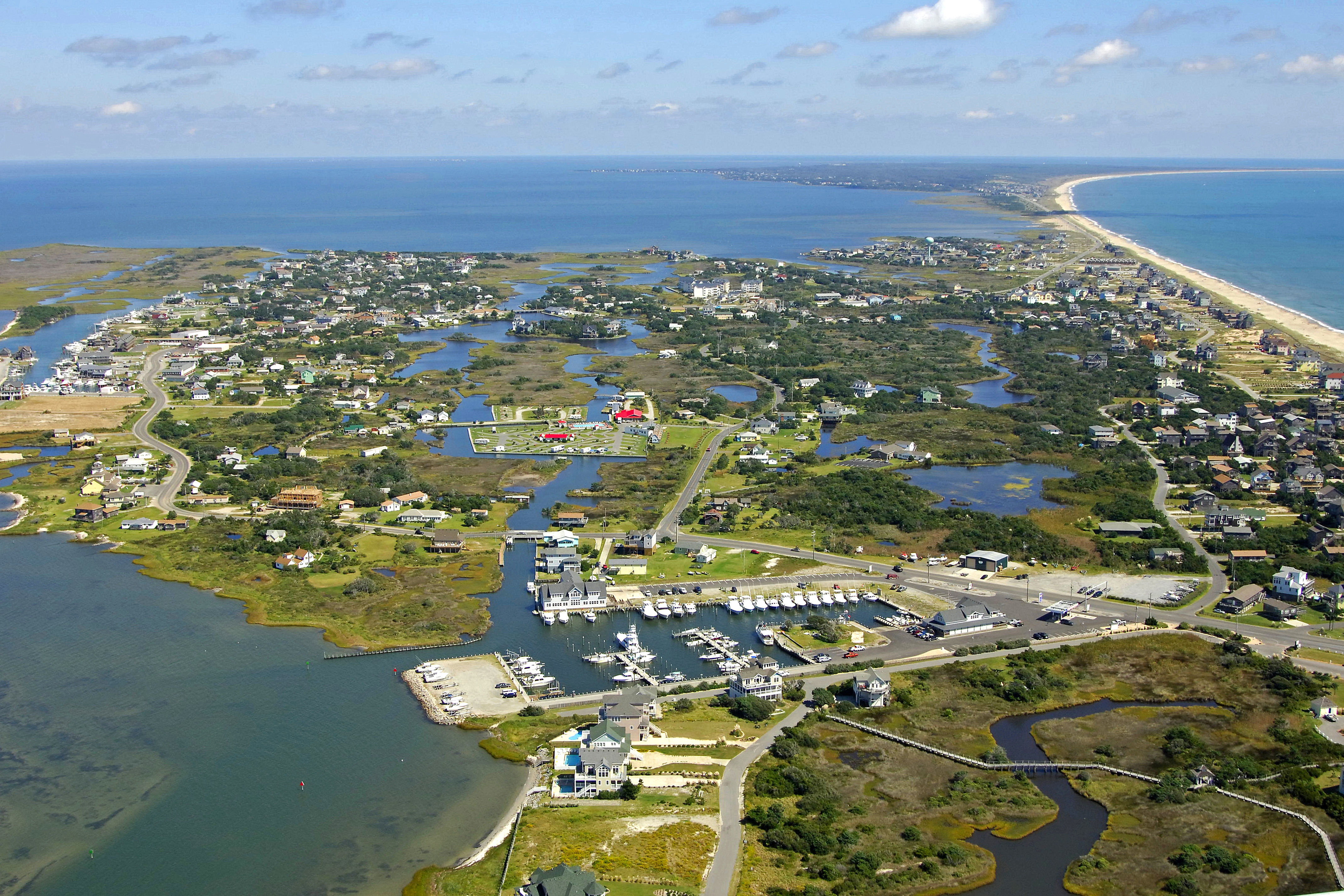 top harbors in america